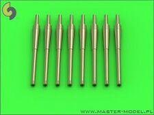 "Master 1/700 British 4.7""/45 (120 mm) QF Marks IX et XII barils (8pcs) # SM7000"
