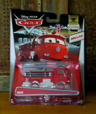 BRAND NEW Disney Pixar Cars 3 RADIATOR SPRINGS CLASSIC Deluxe RED 2014 Firetruck