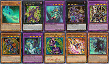 Yugioh Dark Magician Deck - Paladin Girl Dragon Knight Illusion Secret Village