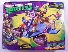Teenage Mutant Ninja Turtles HOVER DRONE Tri Turbo Roto Raider Vehicle TMNT NEW