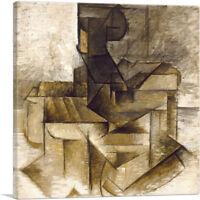 ARTCANVAS The Rower 1910 Canvas Art Print by Pablo Picasso