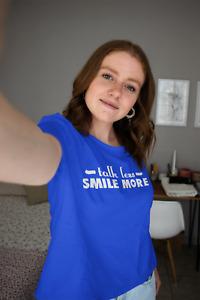 Hamilton Talk Less Smile More Shirt