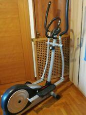 Bici Ellittica High Power, con manubri per braccia e display elettronico