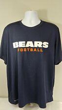 Chicago Bears Nike On Field Dri-Fit Performance Shirt XL