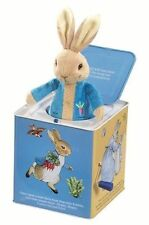Beatrix Potter Peter Rabbit Jack Classic Musical Toy