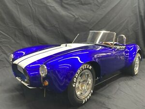 1/4 Scale AC Cobra Roller with Quick Change , Radiator Conley V8 Mounts
