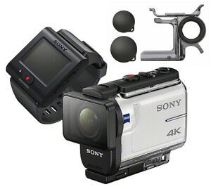 Sony Action 4K Cam Travel Kit FDR-X3000R + AKA-FGP1