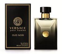 Versace Oud Noir Eau De Parfum Spray Pour Homme 100 ml