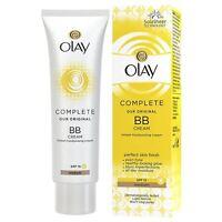 Olay BB Cream Medium Moisturiser SPF15 Max Factor Essentials Complete Care 50ml