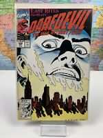 SHIPS SAME DAY Daredevil THE MAN WITHOUT FEAR! (1964 series) #299 Marvel comics