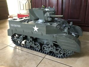 21st Century Ultimate Soldier Stuart Tank 1/6 Ww2