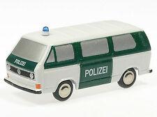 "Schuco Piccolo VW Volkswagen T3 Bus ""Polizei"" Modell 1979, Limited Edition"