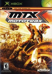 MTX: Mototrax - Original Xbox Game - Game Only