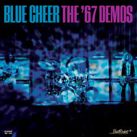 "Blue Cheer ‎- The '67 Demos 12"" LP COLORED Vinyl Record Store Day RSD 2018 - NEW"