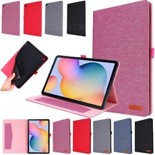 """For Samsung Galaxy Tab A 8.4"""" T307 2020 Folio PU Leather Flip Stand Case Cover"""