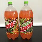 🦁EXCLUSIVE🦁 UPROAR Mountain Dew bottle 2 Liter 2 Sodas