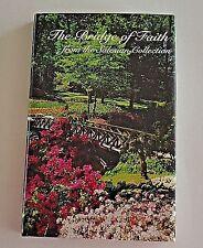 "Salesian Collection Inspirational Poet Hardcover Book  ""The Bridge Of Faith"""