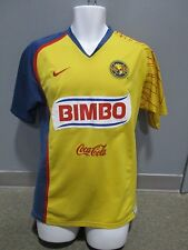 club america aguilas nike jersey MEDIANA 2007-2008 used in very good condition