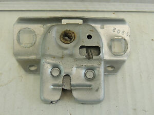 Buick Cadillac Olds Trunk Latch Lock Rear Deck Lid 86 - 00 #9144