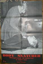 RECUPERATEUR DE CADAVRES Robert Wise BORIS KARLOFF Bela Lugosi