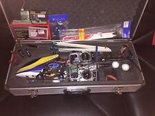 Align Trex 450 XL heli, Align Case, Spectrum DX7