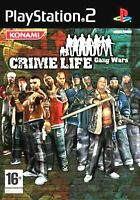 PS2 Crime Life Gang Wars Inc Manual