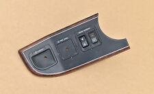 87-91 Bronco Dash Trim Panel Headlight Rear Window Defrost Tailgate Switch Bezel