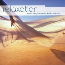 Relaxation Music for Your Mind Body & Soul - Various CD