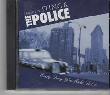 (GA97) Tribute To Sting & The Police, Every Song You Make Vol. 1 - 2001 CD