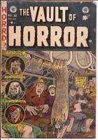 EC Comics 1953 The Vault Of Horror #30 Classic Johnny Craig Severed Arm Cover