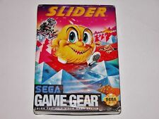 Slider for Sega Game Gear System **BRAND NEW FACTORY SEALED**
