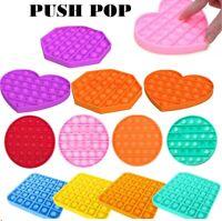 Push Pop for it Bubble Fidget Toy Sensory Stress Relief Special Needs Autism