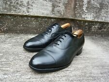 Iglesia Vintage Oxford Calzado Para Hombres-Negro – UK 8.5 – Excelentes Condiciones