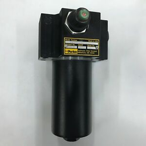 PARKER Series 15P 15P110QBM2SKX1 High Pressure Hydraulic Filter 3000 psi
