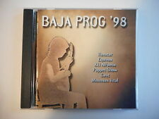 BAJA PROG '98 : ILUVATAR - SAVANT [ CD ALBUM PORT GRATUIT ]