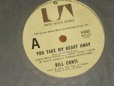 Heart 1st Edition 45 RPM Speed Vinyl Records