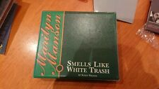 Marilyn Manson - Smell Like White Trash Interview CD + Book 5026808009736