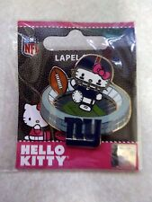 New York Giants - Hello Kitty Kickoff Pin
