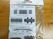 Renedra 28mm Plastic Miniature Accessories: Pontoon Bridge