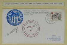 S1188) spaziale Apollo 16 Recovery controllo della Center Ramstein-Ou Ken Mattingly