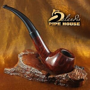 BB 245 SIGNORE - EXCLUSIVE Handmade ITALIAN BRIAR original Tobacco smoking pipe