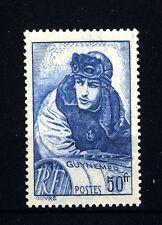 FRANCIA - 1940 - Effigie del Cap. Georges Guynemer, asso dell'Aviazione.