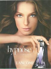 PUBLICITE  ADVERTISING  2008 Hypnôse de LANCOME