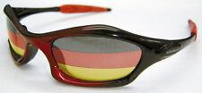 Diseño Gafas Gafas Negro Rojo Oro ALEMANIA GERMANY 30697