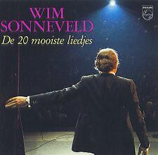 Wim Sonneveld : De 20 mooiste liedjes (CD)