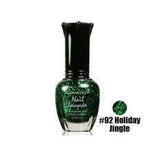 1 Kleancolor Nail Polish Lacquer 92 Holiday Jingle Manicure