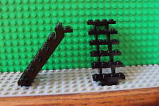 Lego Minifig - Set/Lot BLACK Stairs Pirate Ship 7x4x6