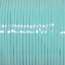 100 YARDS (91m) SPOOL MINT REXLACE PLASTIC LACING CRAFTS CYBERLOX
