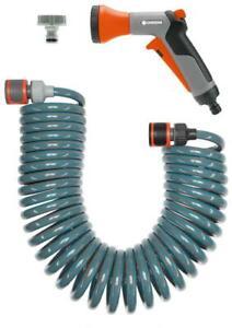 Gardena Spiral Hose Set - 10m