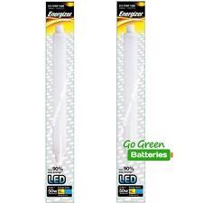 2x Energizer 284mm S15 5.5 Watt LED Strip Light Tube 550 Lumens, Equivalent- 50W